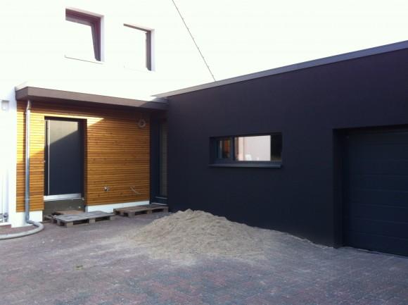 Eingang - Garage